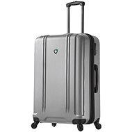Mia Toro Baggi M1210/3-L - stříbrná - Cestovní kufr s TSA zámkem