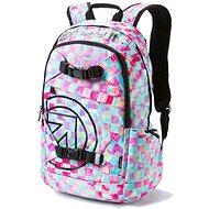 Meatfly Basejumper 3 Backpack, K - Městský batoh