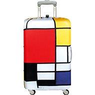 LOQI Piet Modrian - Composition - Obal na kufr