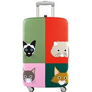 LOQI Stephen Cheetham - Cats - Obal na kufr