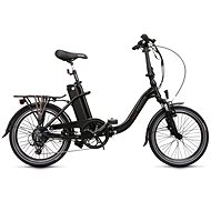 Agogs LowStep Black 16Ah - City E-Bike
