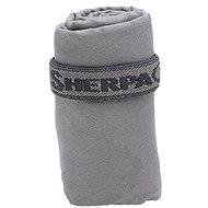 Sherpa Dry Towel grey - Ručník