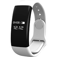 CUBE1 Smart band H30 White - Fitness náramek