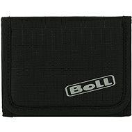 Boll Trifold Wallet Black/Lime - Peněženka