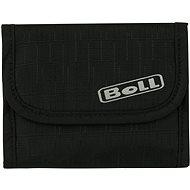 Boll Deluxe Wallet black/lime - Peněženka