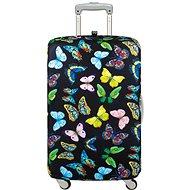 LOQI Wild Butterflies - Obal na kufr