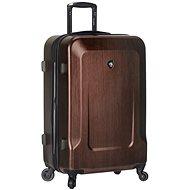 Mia Toro M1535/3-L - hnědá - Cestovní kufr s TSA zámkem