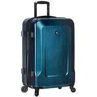Mia Toro M1535/3-L - modrá - Cestovní kufr s TSA zámkem