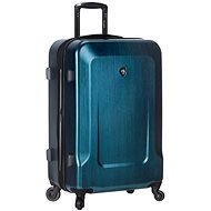Mia Toro M1535/3-XL - modrá - Cestovní kufr s TSA zámkem