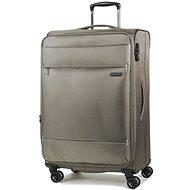 Rock TR-0161/3-M - béžová - Cestovní kufr s TSA zámkem