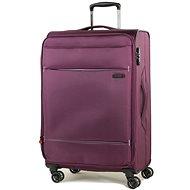 Rock TR-0161/3-M - fialová - Cestovní kufr s TSA zámkem