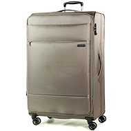 Rock TR-0161/3-L - béžová - Cestovní kufr s TSA zámkem