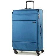 Rock TR-0161/3-L - modrá - Cestovní kufr s TSA zámkem