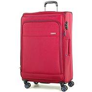 Rock TR-0162/3-L - červená - Cestovní kufr s TSA zámkem