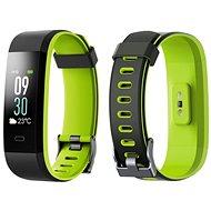 VeryFit ID115DIX Black-green - Fitness náramek