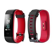 VeryFit ID115DIX Black-red - Fitness náramek