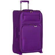 Aerolite T-9515/3-L - fialová - Cestovní kufr