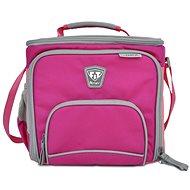 Fitmark termo taška THE BOX - růžová - Termotaška