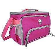 Fitmark termo taška THE BOX LG - růžová - Termotaška