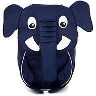 Affenzahn Emil Elephant small blue - Dětský batoh
