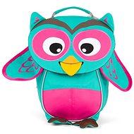 Affenzahn Olivia Owl small - turquoise