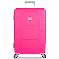 Suitsuit TR-1248/3-M ABS Caretta Hot Pink - Suitcase