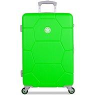 Suitsuit TR-1251/3-M ABS Caretta Active Green - Cestovní kufr