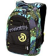 Meatfly Exile 3 Backpack, C - Městský batoh