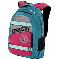 Meatfly Exile 3 Backpack, J - Městský batoh