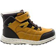 Bejo Dibon jr Mustard/Brown/Beige EU 33 / 215 mm - Trekové boty