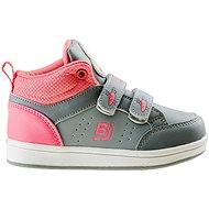 Bejo Conela kids Light grey/Powder pink/Rabbit - Trekové boty