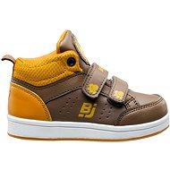 Bejo Lionis kids Brown/Mustard/Lion - Trekové boty