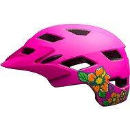 Bell Sidetrack Youth Mat Pink Blossom S/M  - Helma na kolo