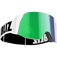 Bliz Air - White - Brown w Green Multi - Lyžařské brýle