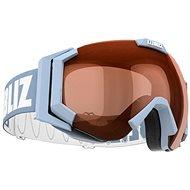 Bliz Carver - Light Blue - Orange - Lyžařské brýle