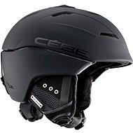 Cébé Atmosphere 2.0 - Matt Black vel. 58 - 62 cm - Lyžařská helma
