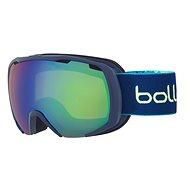 Bollé Royal-Matte Blue & Yellow Spray-Green Emerald - Lyžařské brýle