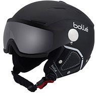 Bollé Backline Visor Premium-Soft Black  & White - Lyžařská helma