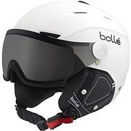 Bollé Backline Visor Premium-Soft White  & Black - Lyžařská helma