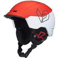 Bollé Instinct Mips-Matte White Red - Lyžařská helma