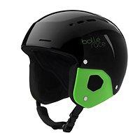 Bollé Quickster-Shiny Black Green 52-55 cm - Lyžařská helma