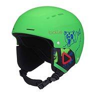 Bollé Quiz-Matte Green Bear vel. 49-52 cm - Lyžařská helma