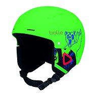 Bollé Quiz-Matte Green Bear - Lyžařská helma