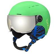 Bollé Quiz Visor-Matte Green - Lyžařská helma