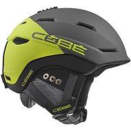 Cébé Venture-Matt Black Lime - Lyžařská helma