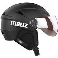 Lyžařská helma BLIZ STRIKE VISOR
