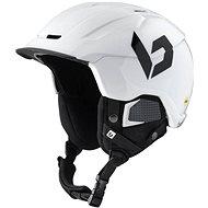 BOLLÉ INSTINCT MIPS Shiny White & Black 58-61 - Ski Helmet