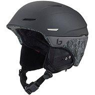 BOLLÉ MILLENIUM Matte Black & Titanium 54-58 - Lyžařská helma