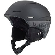 BOLLÉ MILLENIUM Matte Black & Titanium 61-63 - Lyžařská helma