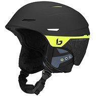 BOLLÉ MILLENIUM Matte Black Flash 61-63 - Lyžařská helma